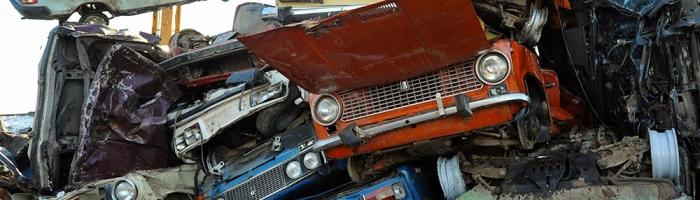 Сдать автомобиль на металлолом в Харькове и области